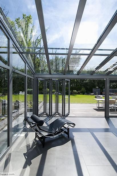 energiespendende lichtr ume wintergarten hausbau. Black Bedroom Furniture Sets. Home Design Ideas