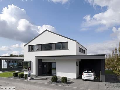 Plus-Energie-Häuser im Stresstest - bauen.com
