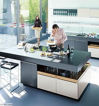 Offene Wohnküchen offene wohnküchen design trifft funktion