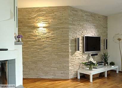 design wohnzimmer cremewei livestyle wandgemacht wandgestaltung wohnen leben - Wohnzimmer Creme Braun