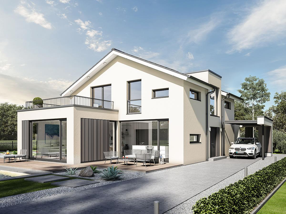 Galerien - CONCEPT-M 154 - Bien-Zenker - Bien-Zenker - bauen.com