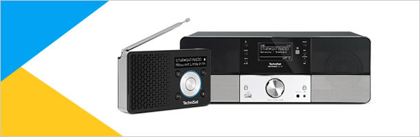 TechniSat DAB+ Digitalradios