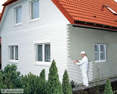 Fassade modernisieren  Alte Fassade mit neuer Ausstrahlung - Modernisieren, Umbau und ...