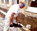 Isotec-Paraffininjektion sorgt für nachhaltige Trockenlegung des Mauerwerks