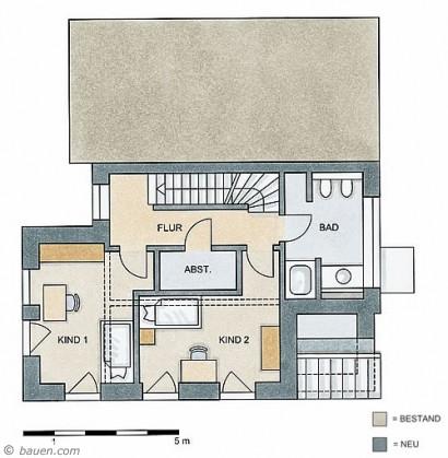 anbau in passivhausbauweise. Black Bedroom Furniture Sets. Home Design Ideas