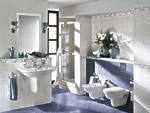 Durch den Glasurzusatz sehen Dusche und Bad dauerhaft neu und glänzend aus - Foto: Keramik-Orion
