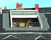 Himmlische Aussichten – das mehr vom Dach! - Foto: Sunshine