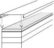arbeitsanleitung f r eine aufgest nderte terrasse gartentipps garten und au enanlagen. Black Bedroom Furniture Sets. Home Design Ideas