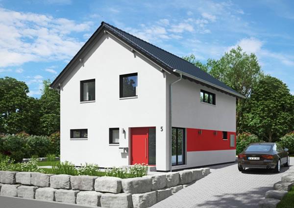 Dublin von fingerhut haus gmbh co kg for Haus bauen muster