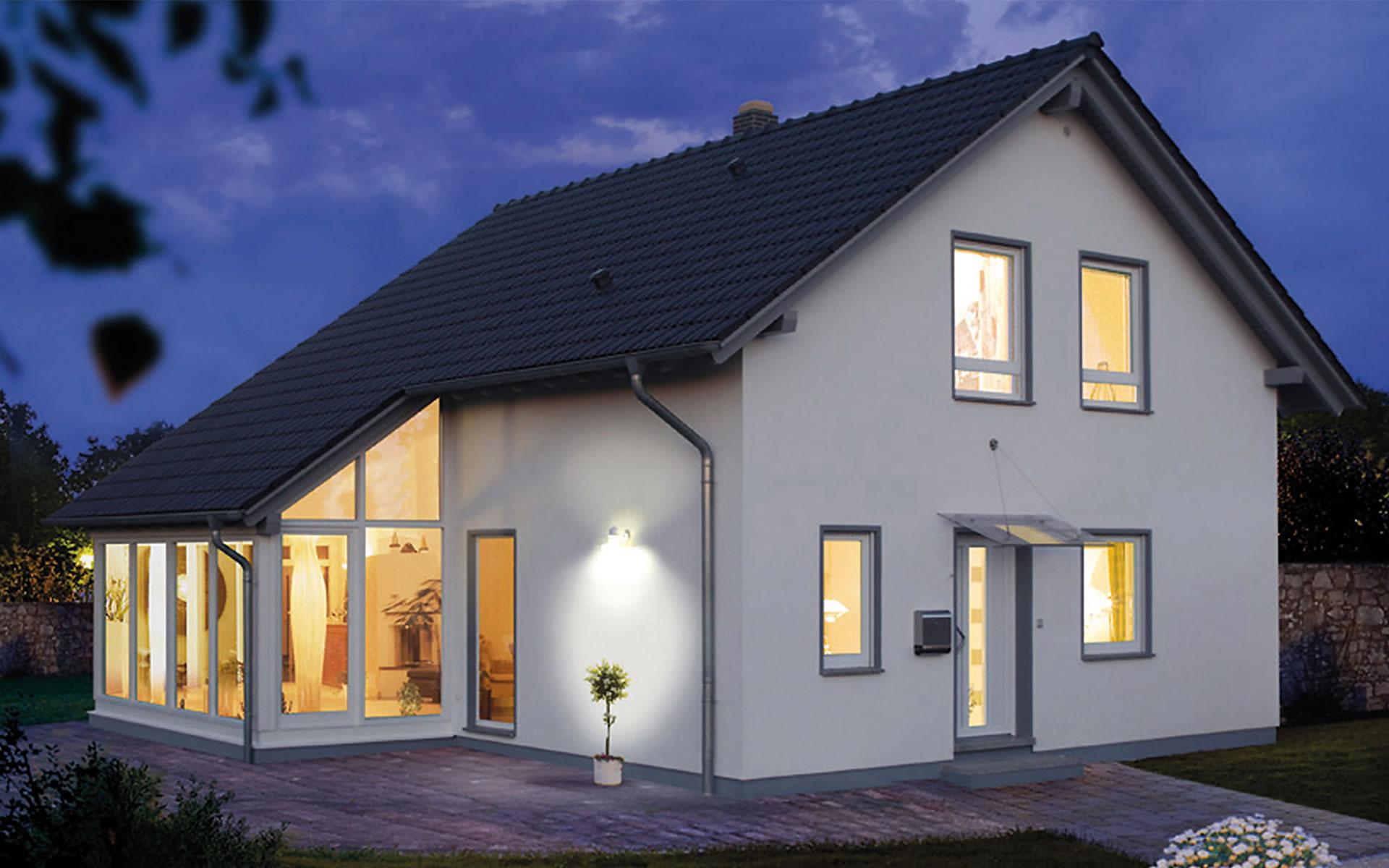 Stockholm von fingerhut haus gmbh co kg for Haus bauen muster