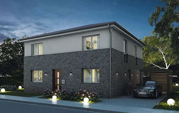 verona von helma eigenheimbau ag. Black Bedroom Furniture Sets. Home Design Ideas