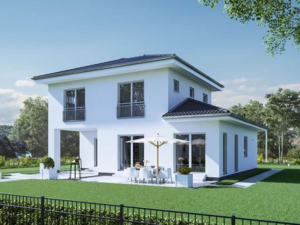 city 7 von massa haus gmbh. Black Bedroom Furniture Sets. Home Design Ideas