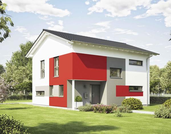 generation 5 5 haus 200 2 geschossig von weberhaus gmbh co kg. Black Bedroom Furniture Sets. Home Design Ideas
