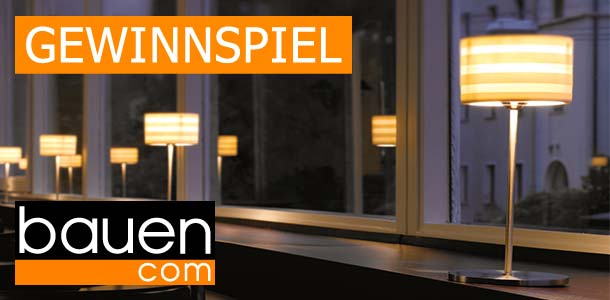 Jetzt an unserem neuen Gewinnspiel teilnehmen und ein hochwertiges Designerleuchten-Set unseres Partners STENG LICHT GmbH gewinnen!